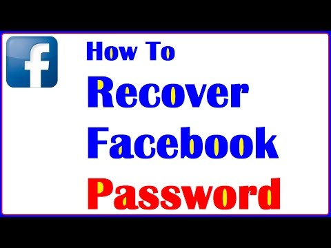 0 How to Reset Your Facebook Password When you have Forgotten it