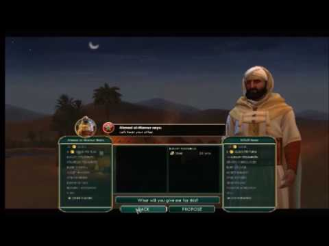 Let's Play: Civilization V! (Stannis) Ep. 1