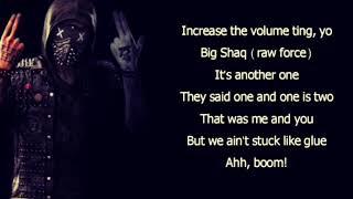 BigShaq man don't dance lyrics