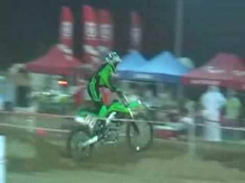 Jinan CD In Fujairah Supercross