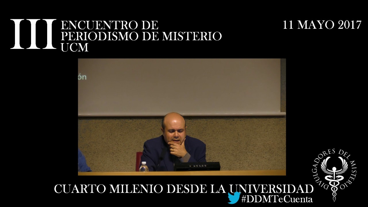 Cuarto Milenio desde la Universidad - YouTube