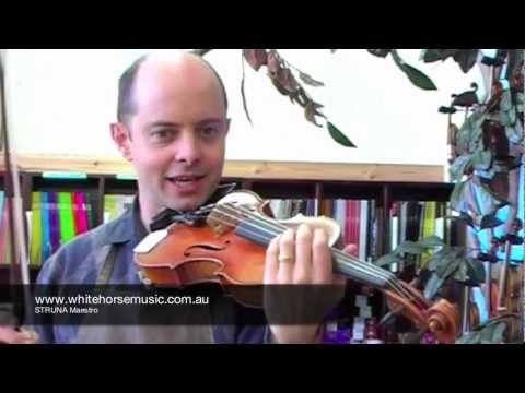 Violin Review of - Jay Haide and Struna Maestro  $2500 price range