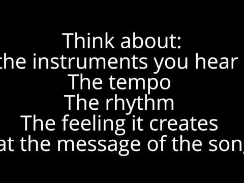 Jazz Music Examples With Lyrics