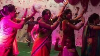 laal paan sariya - Indian Shaadi group dance