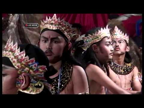 Art of lumping horse dance area from central java Indonesia 2017