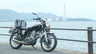 [SR400ツーリング]大阪市から岬町まで[臨海線を走って…海沿いでまったりする休日]