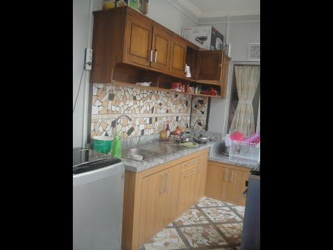 Desain Interior Kitchen Set Minimalis | Lemari Dapur Modern | Custom Furniture Semarang