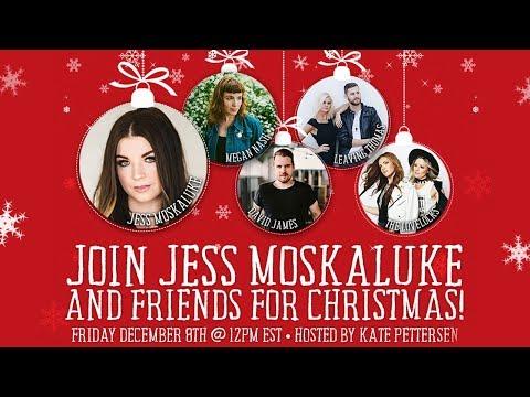 Jess Moskaluke & Friends - Christmas at YouTube Space Toronto Mp3