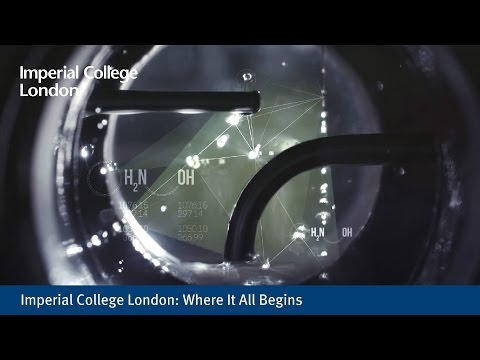 Imperial College London: Where It All Begins