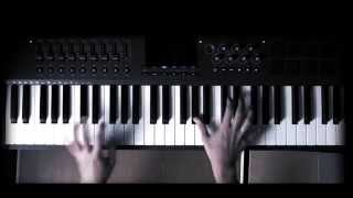 Cradle of Filth -  Nymphetamine Fix ( piano cover)