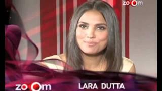 Lara Dutta on zoOm - India