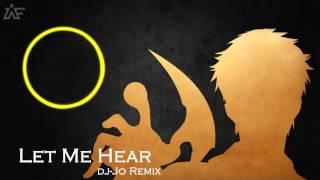 Kiseijuu Sei no Kakuritsu OP「Let Me Hear」 Dj-Jo Remix Instrumental