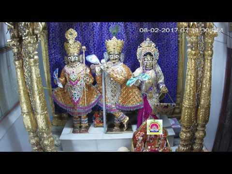 Live parcho from vadtal swaminarayan mandir