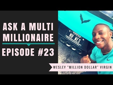 Ask A Multi Millionaire 23 - How To Focus On Big Things & Tune Out BS!