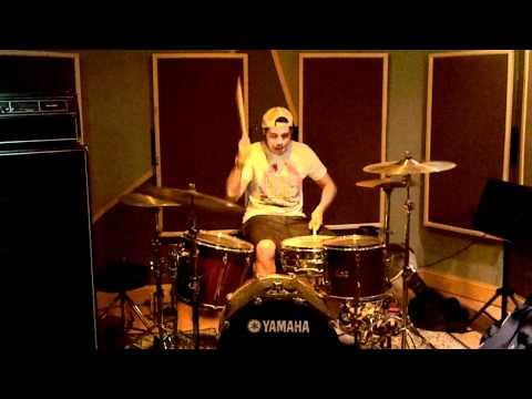 A Face For Radio Drum Cover - Bryan Nunez