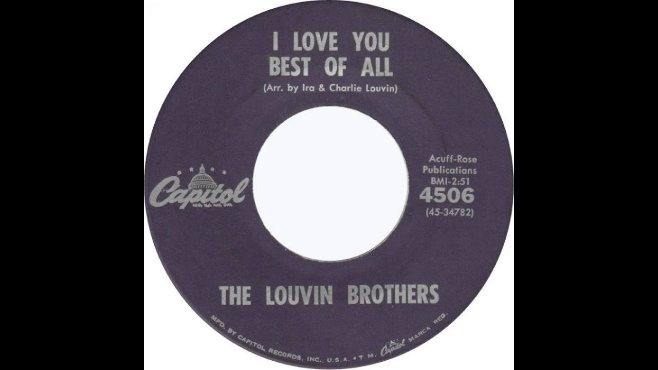 The Louvin Brothers Keep Your Eyes On Jesus