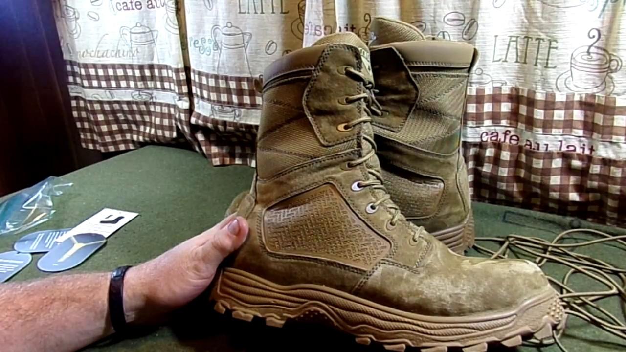 797db895507 Condor tactical Murphy boots