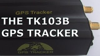 TK103B Gps Tracker(TK103B Gps Tracker A nice small unit easily hidden under the dash and can control many functions from your cell phone. Here is a link to get the complete ..., 2014-08-23T13:59:51.000Z)