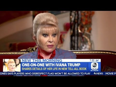 Ivana Trump: Still An Enabler Of TRUMP
