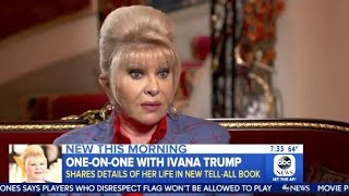 Ivana Trump: Still An Enabler Of TRUMP's Reprehensible Behavior - GMA