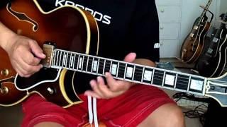 Come Rain Or Come Shine  Guitar Solo