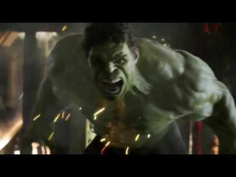 The Incredible Hulk Monster