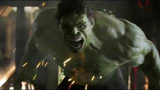 The Incredible Hulk Monster