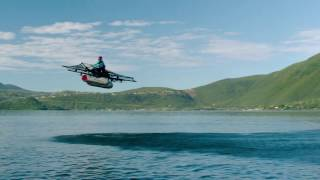 Introducing the Kitty Hawk Flyer by : Kitty Hawk