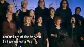 Lord of the Harvest - Gospel Choir Live at Harvest Rolling Meadows