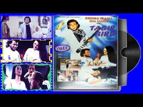 "Download Film Jadul 1993 - "" Tabir Biru "" (Rhoma Irama, Ida Iasha, Ria Irawan, Ade Irawan)"