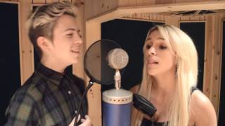 """Wanted"" Hunter Hayes video cover Mandy Rain & Dylan Hyde"