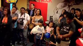 Knowledge Channel K-Now Visits School of Rock Philippines