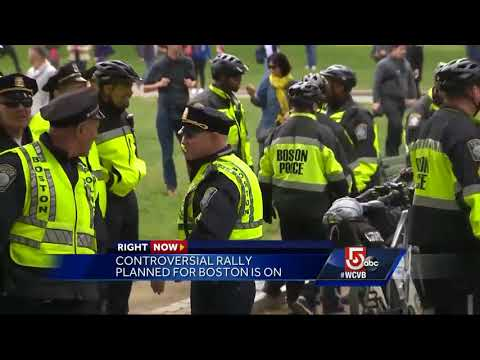 Boston rally organizer says event is on