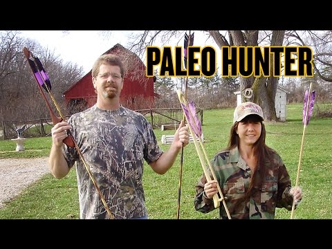 Paleo Hunters Bring Hunting Back to Its Primitive Roots