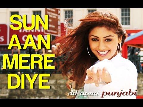 Sun Haan Mere Diye - Dil Apna Punjabi | Harbhajan Mann & Mahek Chahal | Harbhajan Mann & Sunidhi