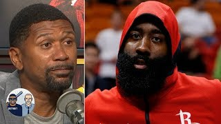 Download James Harden insists he and Chris Paul are on good terms | Jalen & Jacoby Mp3 and Videos