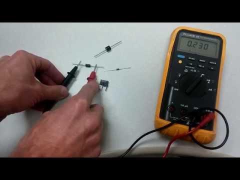 Multimeter modes