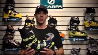 SCARPA Freedom Freeride Ski Boots