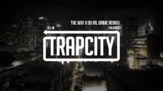Shlohmo - The Way U Do (RL Grime Remix) chords | Guitaa.com