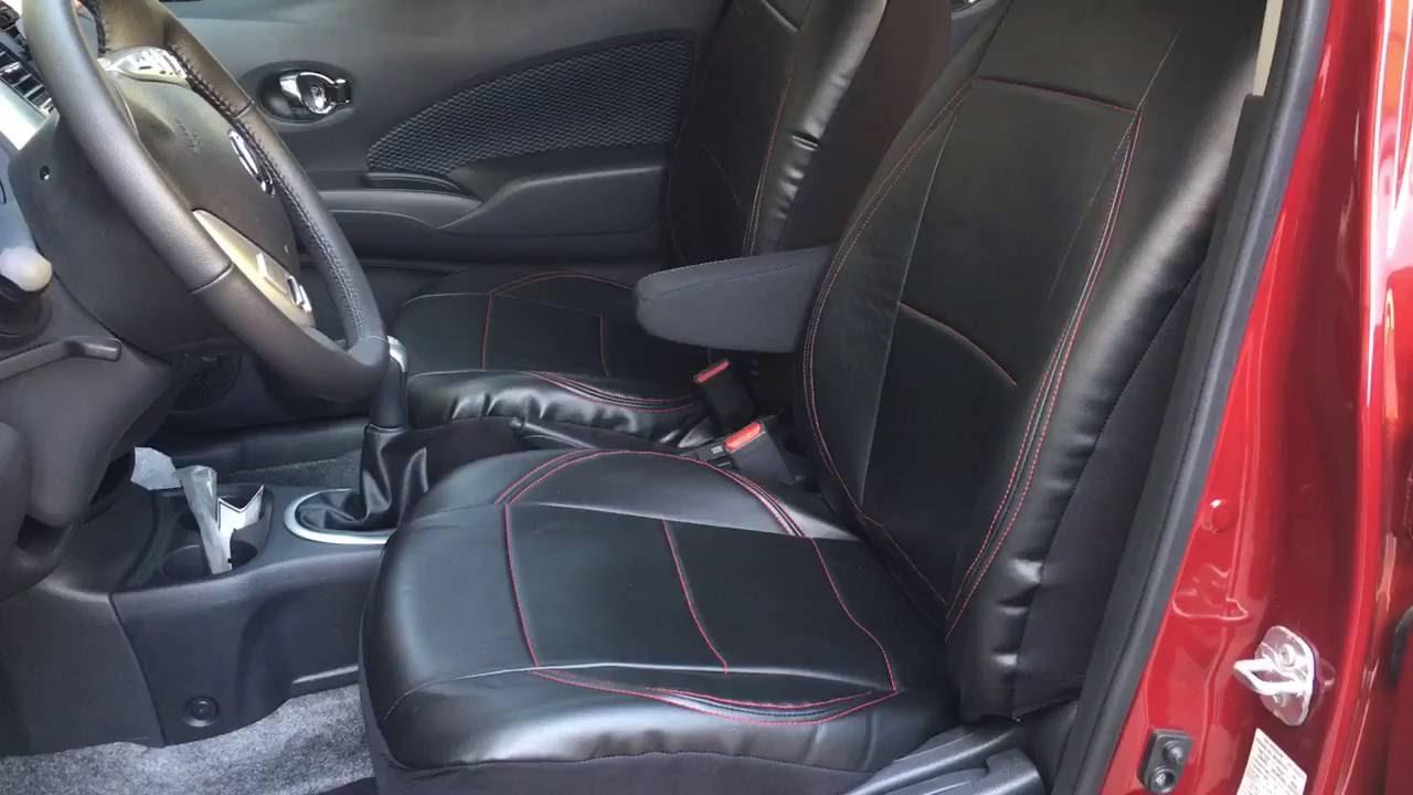 Funda cubre asiento para auto la mejor en s mil cuero marca original fitter youtube - Fundas para asientos de coches ...