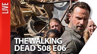Video The Walking Dead Comentado - S08E06 | AO VIVO download MP3, 3GP, MP4, WEBM, AVI, FLV Desember 2017