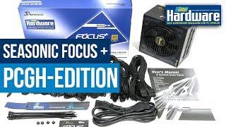 Seasonic Focus + 550 Watt in der PCGH-Edition vorgestellt