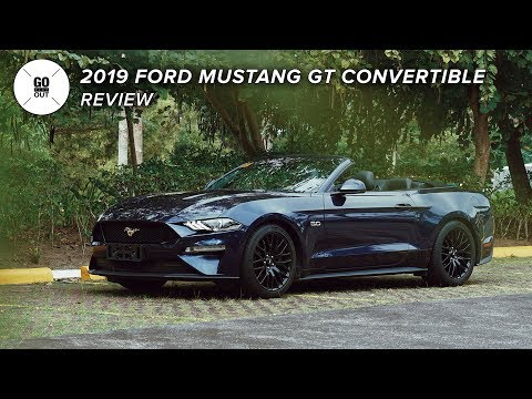 2019 Ford Mustang GT Convertible Review: American Dreams