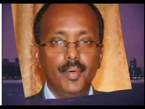 former Somalia Prime Minister Mohamed Abdulahi Farmajo Political satire