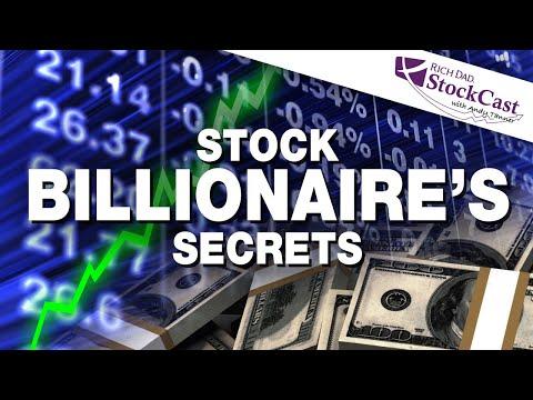 How Billionaires Create Passive Cash Flow - [Rich Dad's StockCast]