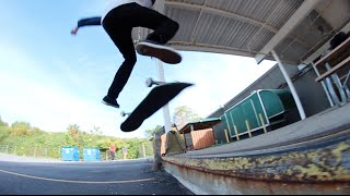 ¡AMIGOS! 3: Friends, Falls, and Broken Handrails