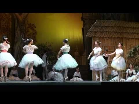 Ballet: Giselle's friends - Aurora Fradella
