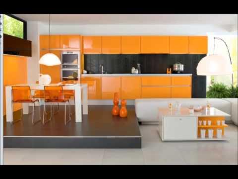 Moderne Küche Farben