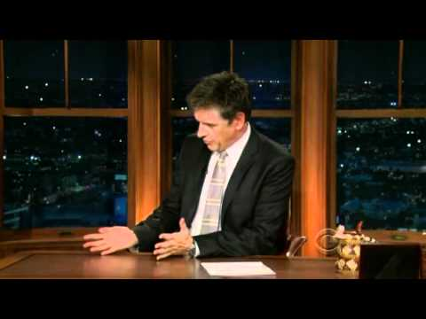 Late Late Show w/ Craig Ferguson 10/01/2009 - Patricia Arquette, Dominic Cooper