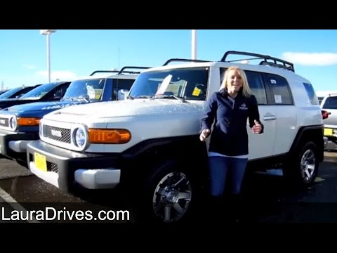 Toyota FJ Cruiser Favorite Features